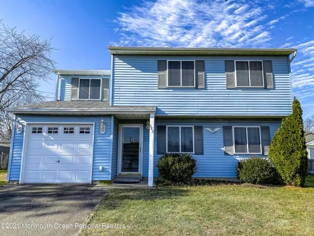 282 Lake Shore Drive, Brick, NJ 08723 (#22102063) :: Daunno Realty Services, LLC