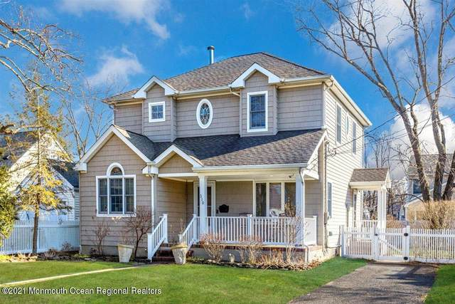 510 Center Avenue, Middletown, NJ 07748 (MLS #22102089) :: The MEEHAN Group of RE/MAX New Beginnings Realty