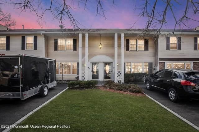 47 Fieldcrest Way, Hazlet, NJ 07730 (MLS #22102125) :: The CG Group   RE/MAX Real Estate, LTD