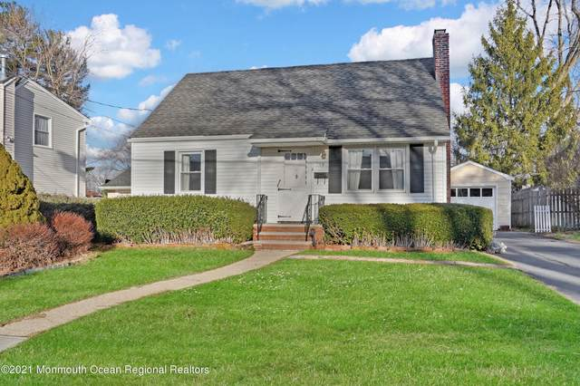 19 Davis Lane, Red Bank, NJ 07701 (MLS #22102132) :: The MEEHAN Group of RE/MAX New Beginnings Realty
