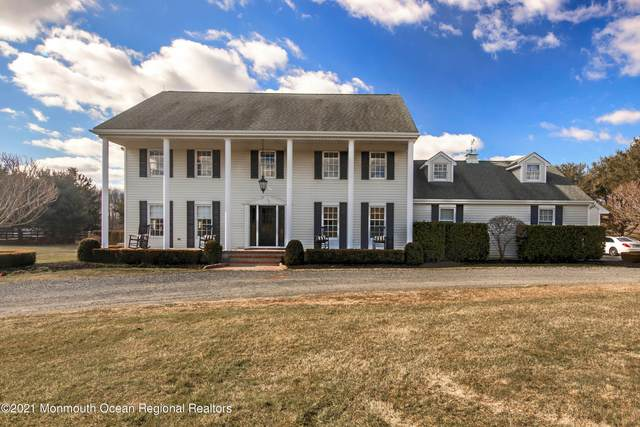 60 Hominy Hill Road, Colts Neck, NJ 07722 (MLS #22102138) :: Caitlyn Mulligan with RE/MAX Revolution