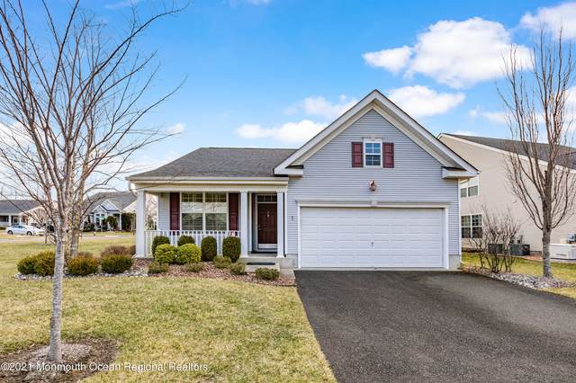 1 Pink Star Court, Manalapan, NJ 07726 (MLS #22102180) :: The Premier Group NJ @ Re/Max Central