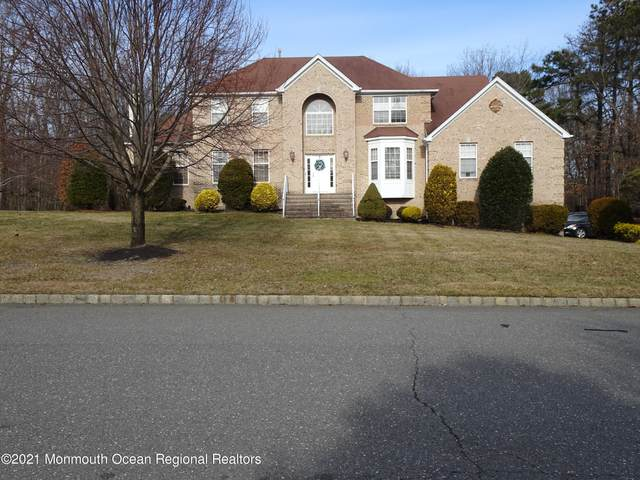12 Hardwood Drive, Jackson, NJ 08527 (MLS #22102192) :: The MEEHAN Group of RE/MAX New Beginnings Realty