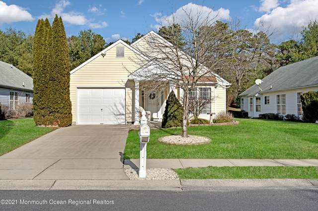 589 Waterford Drive, Manchester, NJ 08759 (MLS #22102205) :: William Hagan Group