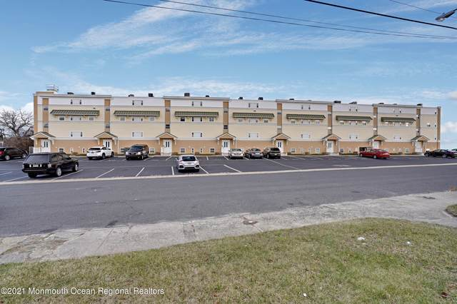448 Ocean Avenue 26A, Long Branch, NJ 07740 (MLS #22102223) :: The Streetlight Team at Formula Realty