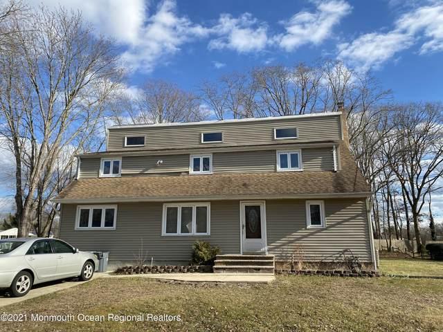27 Woodside Drive, Howell, NJ 07731 (MLS #22102256) :: The Sikora Group