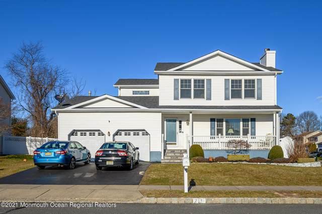 23 Fella Street, Howell, NJ 07731 (MLS #22102281) :: William Hagan Group