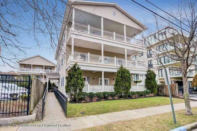 508 Monroe Avenue #202, Asbury Park, NJ 07712 (MLS #22102293) :: The Sikora Group