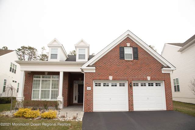 104 Ambermist Way, Forked River, NJ 08731 (MLS #22102311) :: Team Pagano