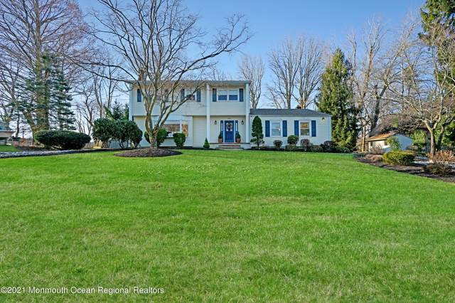 140 Heights Terrace, Middletown, NJ 07748 (MLS #22102313) :: Team Pagano