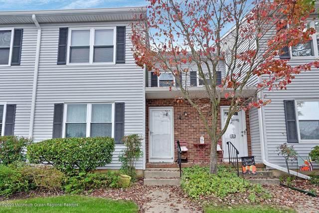 19 Brookview Circle #147, Jamesburg, NJ 08831 (MLS #22102333) :: William Hagan Group