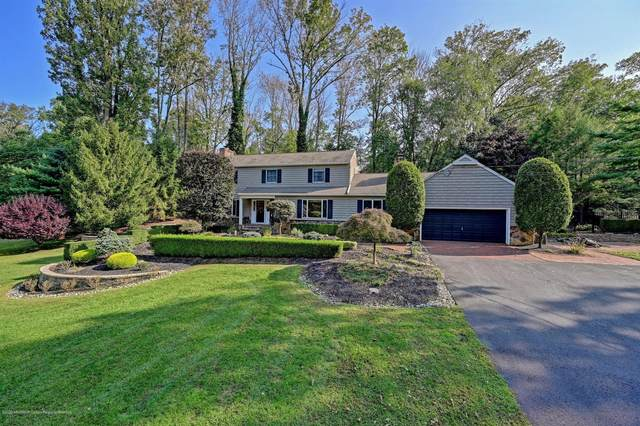 38 The Enclosure, Colts Neck, NJ 07722 (MLS #22102339) :: Team Pagano