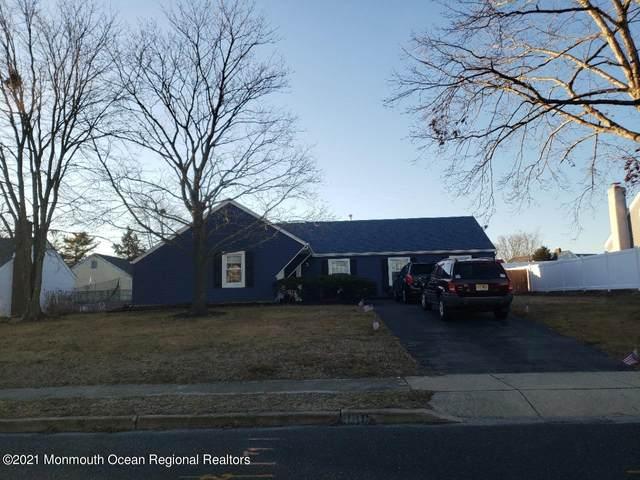 1105 Hazelwood Road, Toms River, NJ 08753 (MLS #22102401) :: The MEEHAN Group of RE/MAX New Beginnings Realty