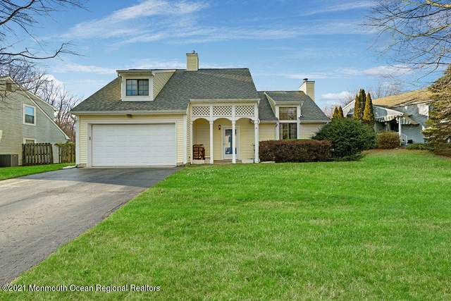 22 Palomino Place, Tinton Falls, NJ 07701 (MLS #22102439) :: William Hagan Group