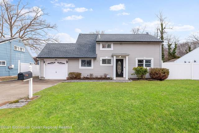 30 Southwood Drive, Old Bridge, NJ 08857 (MLS #22102462) :: The Sikora Group