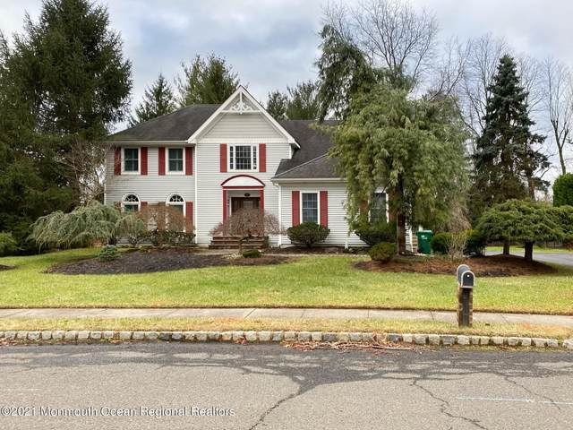 3 Old Scots Road, Marlboro, NJ 07746 (MLS #22102526) :: William Hagan Group