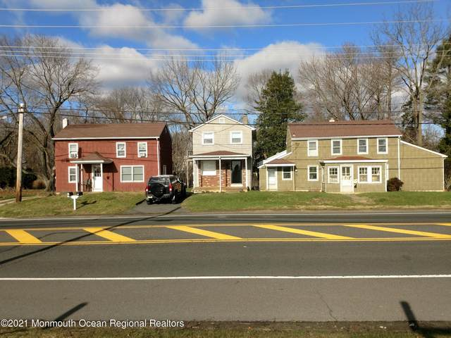 1628 Old York Road, Robbinsville, NJ 08691 (MLS #22102535) :: Kiliszek Real Estate Experts