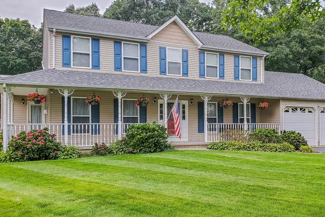 47 Maxim Drive, Forked River, NJ 08731 (MLS #22102536) :: William Hagan Group