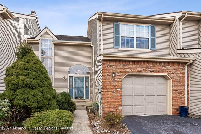 302 Porter Way W, Bridgewater, NJ 08807 (MLS #22102571) :: The CG Group | RE/MAX Revolution