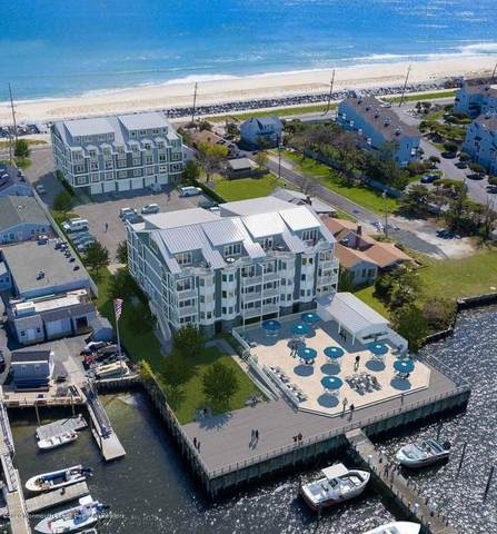 150 Ocean Avenue #17, Sea Bright, NJ 07760 (MLS #22102606) :: William Hagan Group