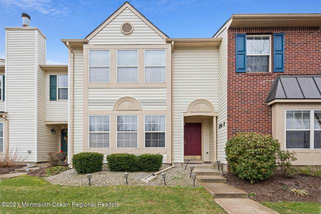 26 Copley Court #7, Freehold, NJ 07728 (MLS #22102647) :: The Streetlight Team at Formula Realty