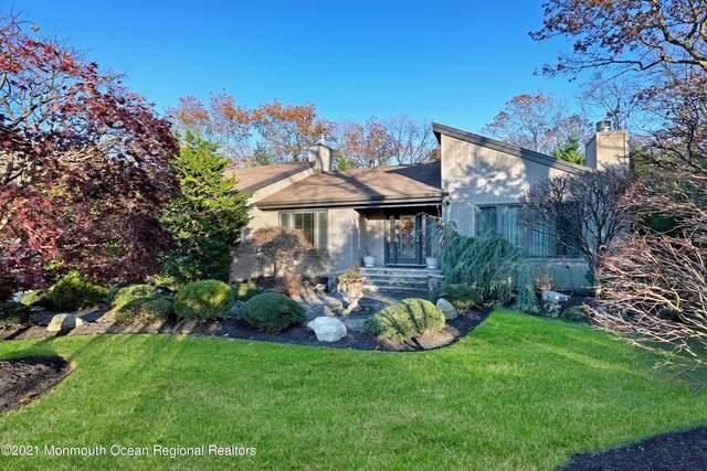 96 Windsor Drive, Eatontown, NJ 07724 (MLS #22102658) :: The Sikora Group