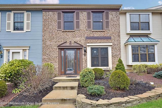 47 Jason Court #3, Freehold, NJ 07728 (MLS #22102708) :: The Sikora Group