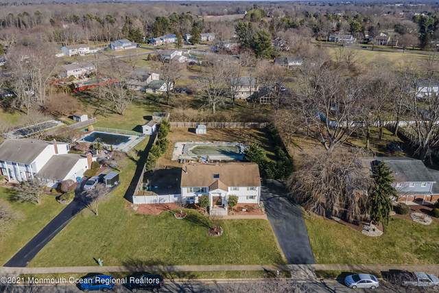 32 Partridge Avenue, Freehold, NJ 07728 (MLS #22102756) :: Caitlyn Mulligan with RE/MAX Revolution