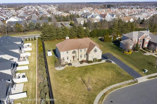 36 Harvestview Drive, Monroe, NJ 08831 (MLS #22102802) :: The Sikora Group