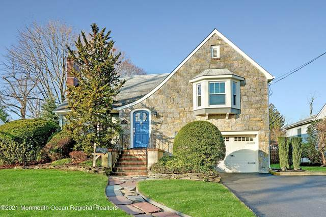 234 Oakhurst Road, Oakhurst, NJ 07755 (MLS #22102839) :: William Hagan Group