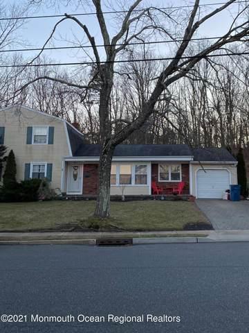 56 Newbury Road, Howell, NJ 07731 (MLS #22102848) :: The Sikora Group