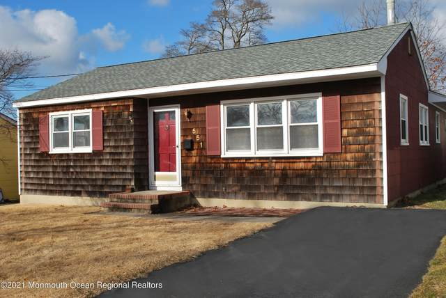 551 Oak Terrace, Point Pleasant, NJ 08742 (MLS #22102917) :: The Ventre Team