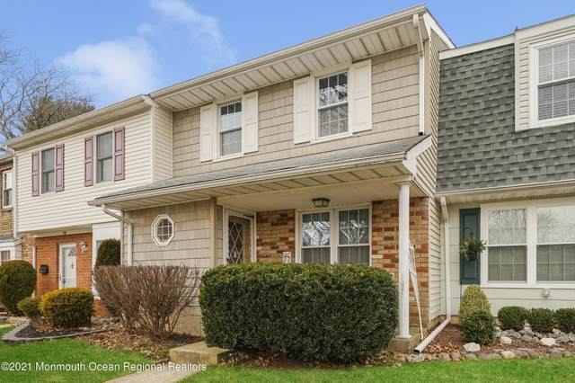 77 Kingsley Way, Freehold, NJ 07728 (MLS #22103032) :: The Streetlight Team at Formula Realty
