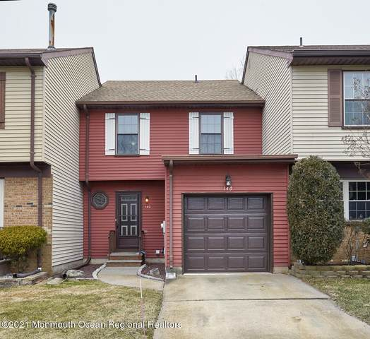 140 Pendleton Place, Old Bridge, NJ 08857 (MLS #22103236) :: The Streetlight Team at Formula Realty
