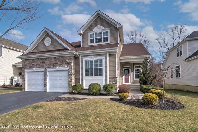 105 Cobblestone Boulevard, Monroe, NJ 08831 (MLS #22103349) :: Provident Legacy Real Estate Services, LLC
