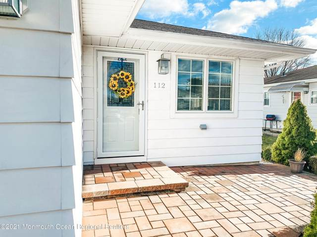 112 Bananier Drive, Toms River, NJ 08757 (MLS #22103358) :: William Hagan Group