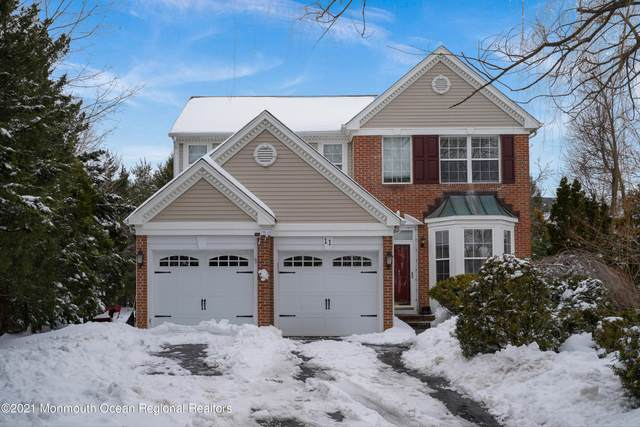 11 Exeter Pass, Colts Neck, NJ 07722 (MLS #22103452) :: The Streetlight Team at Formula Realty