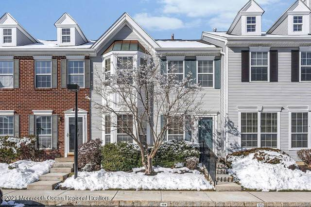 119 Wood Duck Court #1000, Freehold, NJ 07728 (MLS #22103781) :: The DeMoro Realty Group | Keller Williams Realty West Monmouth