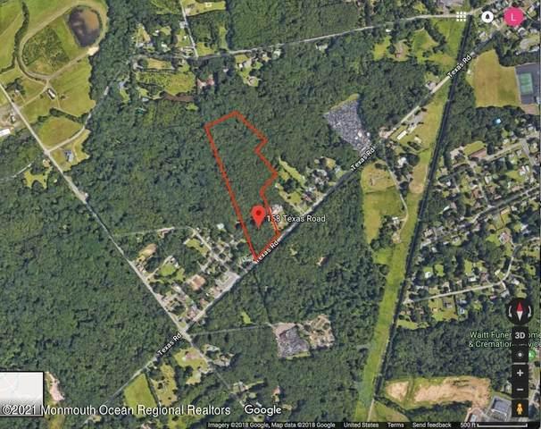 158 Texas Road, Morganville, NJ 07751 (MLS #22103849) :: Team Pagano