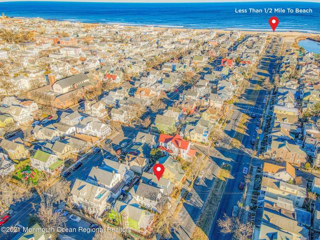 97 Broadway, Ocean Grove, NJ 07756 (MLS #22103895) :: The Sikora Group