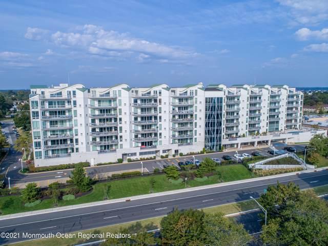 432 Ocean Boulevard N #509, Long Branch, NJ 07740 (#22103954) :: Rowack Real Estate Team