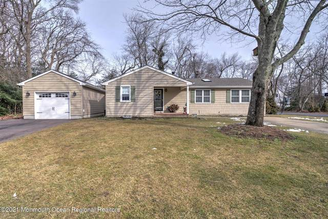412 Conifer Drive, Forked River, NJ 08731 (MLS #22104017) :: The DeMoro Realty Group | Keller Williams Realty West Monmouth