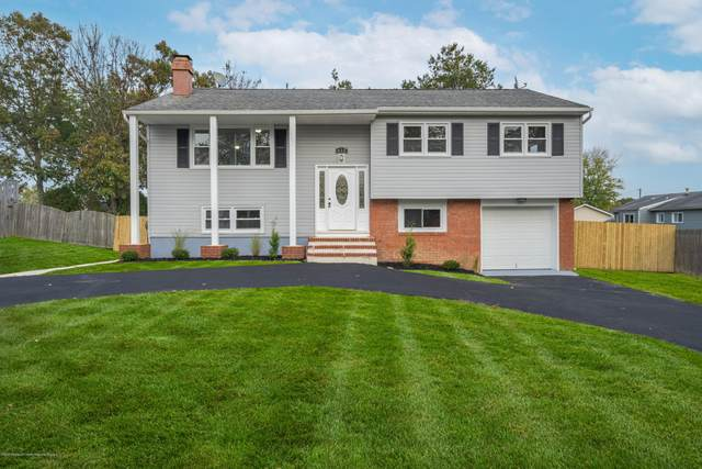 615 Fawn Drive, Toms River, NJ 08753 (MLS #22104039) :: The Sikora Group