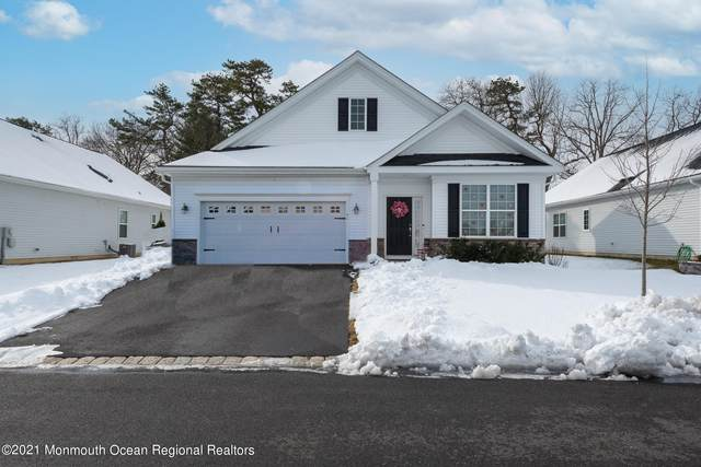 71 Woodview Drive, Whiting, NJ 08759 (MLS #22104042) :: The Sikora Group