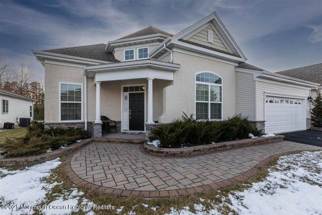 4 Portland Street, Barnegat, NJ 08005 (MLS #22104070) :: The Sikora Group
