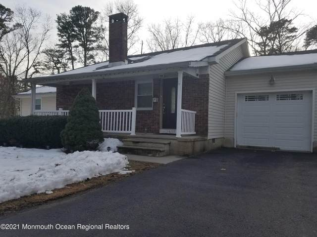 1699 W Princeton Avenue, Brick, NJ 08724 (MLS #22104087) :: Provident Legacy Real Estate Services, LLC
