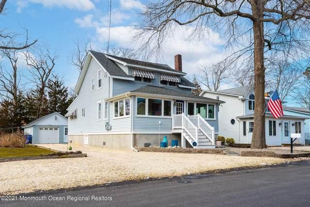 208 Fischer Boulevard, Toms River, NJ 08753 (MLS #22104376) :: Provident Legacy Real Estate Services, LLC