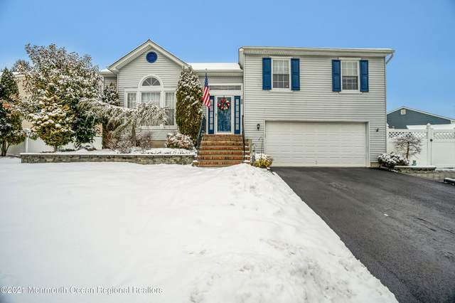 29 Marc Drive, Howell, NJ 07731 (MLS #22104471) :: The Sikora Group