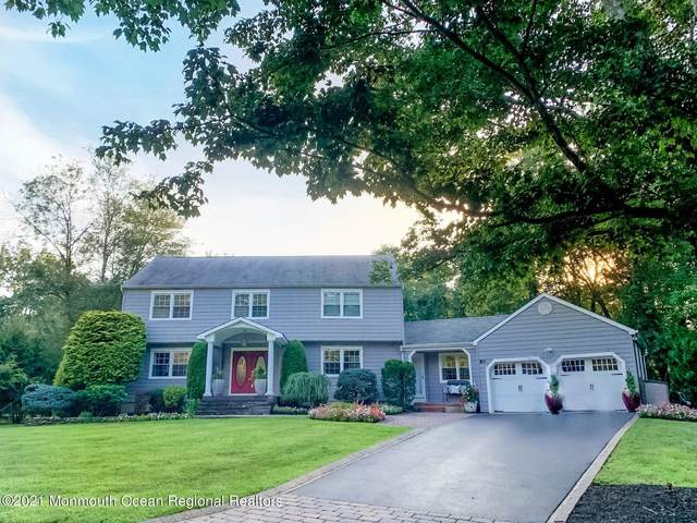 50 Farm Road, Middletown, NJ 07748 (MLS #22104557) :: William Hagan Group
