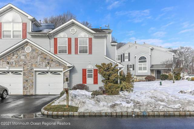 35 Catherine Court #313, Laurence Harbor, NJ 08879 (MLS #22104563) :: The Sikora Group